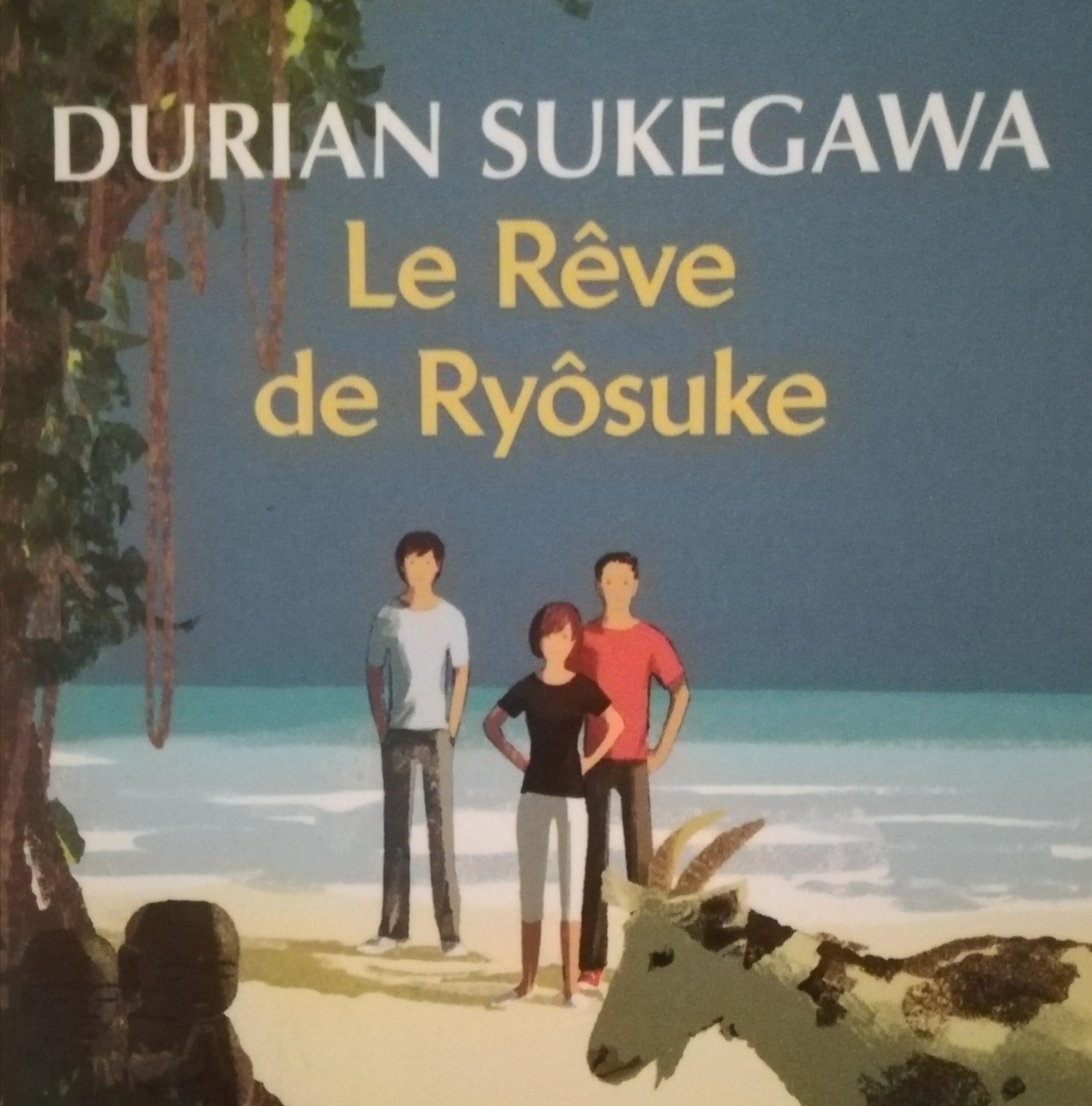 Couverture du rêve de Ryôsuke